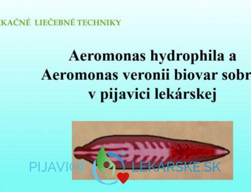 Čo je Aeromonas???