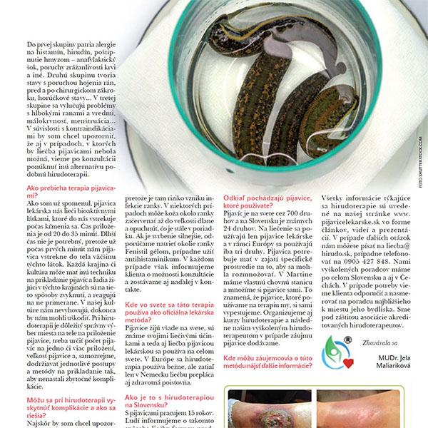 časopis dieťa 2