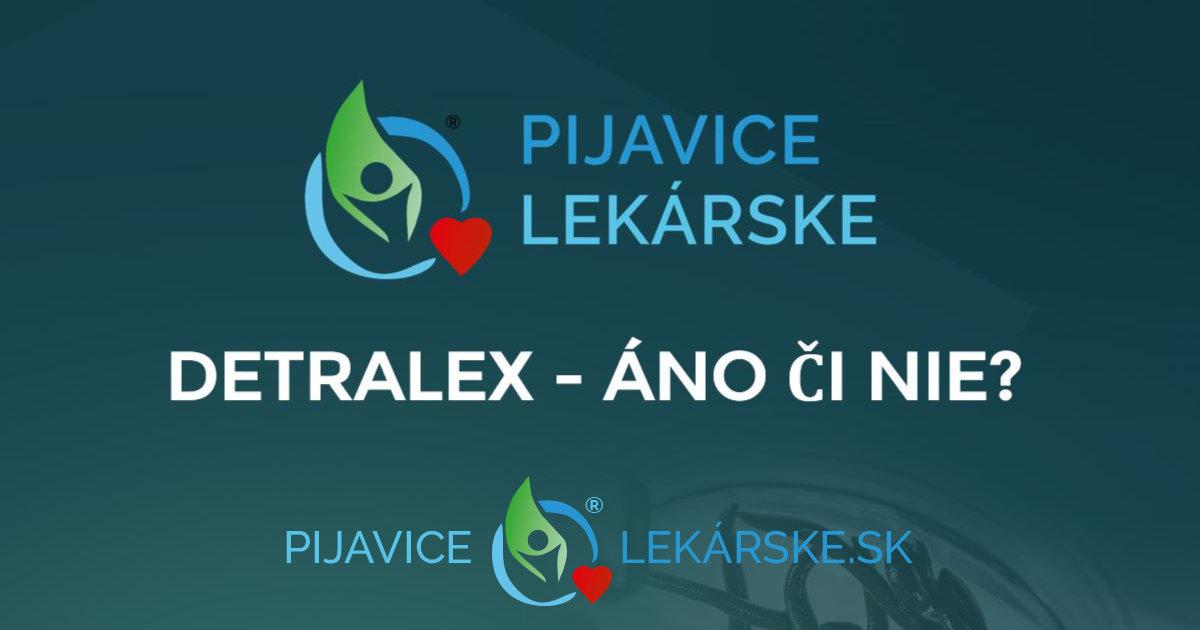 Detralex a Pijavica lekárska sa vzájomne dopĺňajú.