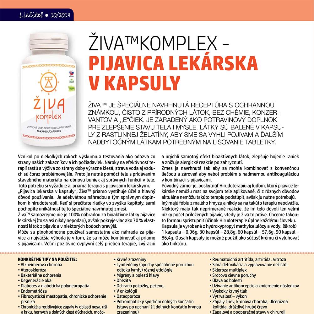 časopis liecba 3