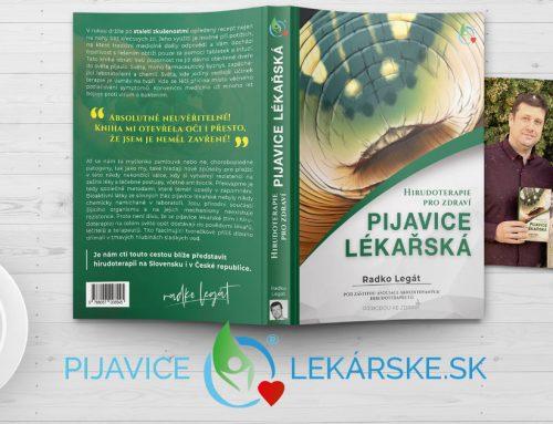 Kniha – Pijavica lekárska